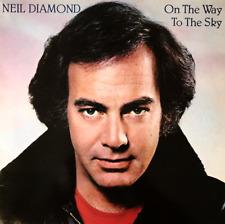 NEIL DIAMOND - On The Way To The Sky (LP) (VG-/VG-)