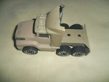Rare Israeli Army Military Model Truck Toy Israel Vehicle. with Idf Zahal Number