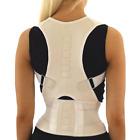Posture Corrector Support Magnetic Back Shoulder Brace Belt Band for Men, Women