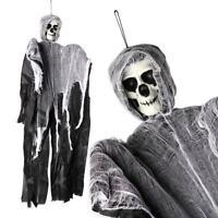 DIY Halloween Hanging Ghost Grim Reaper Horror Haunted Props Scene Setter Decor
