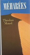MEHAREES de  Théodore Monod.