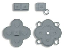 Nintendo DSi replacement Silicone Silicon rubber D-pad buttons set