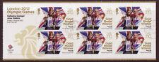 Gran Bretaña London 2012 Para Mujer Double sculls Miniatura Hoja Fina, nos Olimpiadas