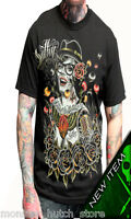 BRAND NEW WITH TAGS Sullen HEART AND SOUL Tee Shirt BLACK LARGE-XXXLARGE LIMITED