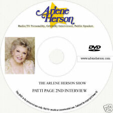 Patti Page 2nd TV  Interview (30 Minutes)  DVD