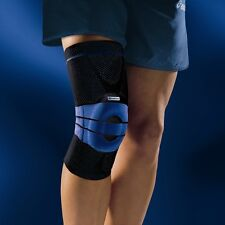 NEW Bauerfeind GenuTrain Knee Support Brace Titanium or Black Size 1 2 3 4 5 6