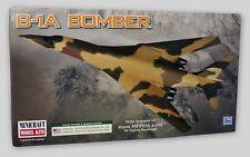 USAF B1-A BOMBER (2 markings) - 1/144 Minicraft Kit #14595 FREE SHIPPING
