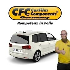 CFC Tönungsfolie mit Montage, Hyundai, Trajet, (FO) Van '99-'08, premium-black,