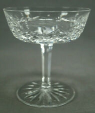 Vintage Signed Waterford Lismore Cut Crystal Champagne / Sherbet Glass