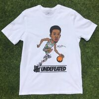 Kobe Bryant x Undefeated Caricature T-Shirt Tee All Sizes S M L 234XL TN170