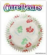 CARE BEARS CupCake Baking Decoration Party Cups LINERS Cake Birthday Supplies NW