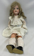 New ListingAntique Waltershauser Doll Signed 24�tall Composition jointed signed Rare