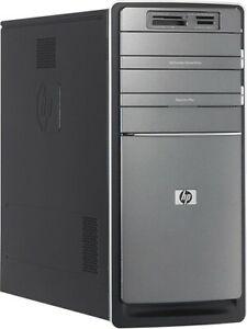 HP Pavilion p6654y AMD Quad Core Windows 10