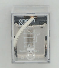 Omron Ly1 Dc12 Spdt 12vdc Coil Square Base Plug In Relay 11 Pin 15a 1ydd5