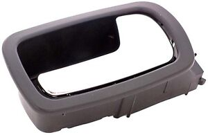 fits Chevy Cobalt, Pontiac G5 Inside Door handle Chrome Front Right Dorman 81891