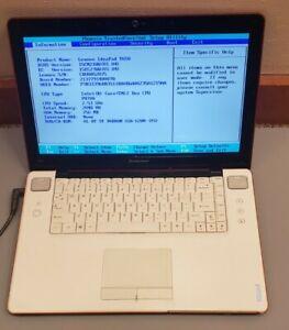 Used Lenovo Ideapad Y650 Intel Core 2 Duo @ 2.53GHz 2GB RAM 0GB HDD PART