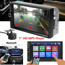 7inch HD Touch Screen Bluetooth 2Din Car Dash Stereo Radio MP5 Player FM/USB/AUX