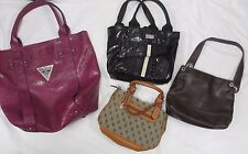 2 Tommy Hilfiger, 1 GUESS, and 1 BBrentano Hand Bags - Bundle