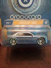 Hot Wheels Dropstars Blue Chrysler 300C