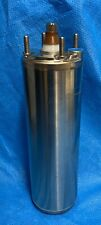 """4"""" Franklin Electric Submersible Stainless Pollution Recovery Pump Motor 1HP 460"""