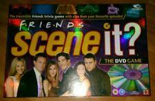 Friends Scene It DVD Edition Board Game Complete near Mint Condition