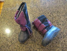 LaCrosse Pac women's 4 Winter Boots snow Iiner black pink