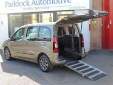 Peugeot 3 Seats Disabled Vehicles
