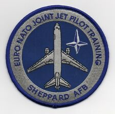USAF Patch 80th FTW, Euro-Nato Joint Jet Pilot Trng GRADUATES  assiged t0 KC-10s