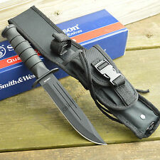 Smith & Wesson Search & Rescue Marine Combat Fixed Blade Knife CKSUR2