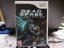 JEU WII - DEAD SPACE EXTRACTION