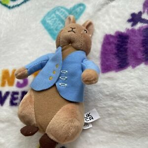 V1 Peter Rabbit Plush Soft Toy Teddy Easter Bunny Toy