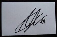 Fabio Borini firmato CARD (Liverpool/SUNDERLAND/ITALIA)