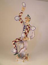 """Una fine porcellana di Meissen Figura di un GIOCOLIERE modellato da Peter"""" - c1976"""