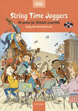 Kathy And David Blackwell: String Time Joggers (Cello Book With CD)