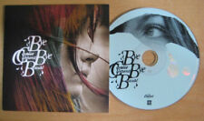 CORALIE CLEMENT Bye bye beauté 12-track PR0M0 CD Card sleeve * Benjamin Biolay