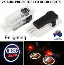 2X REPLACEMENT DOOR LAMP PROJECTOR FOR AUDI LOGO LED LIGHTS SHADOW LASER LIGHT