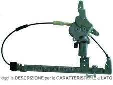 Alzacristallo Fiat Panda 01/'86-08/'03 Anteriore Elettrico 3 Porte Sx Sinistro