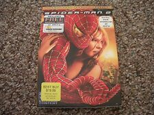 Spider-Man 2 DVD (2004) Widescreen Special Edition