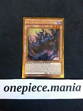 Yu-gi-oh ! Rubic, Malebranche Des Abysses Ardents 1st/1ed PGL3-FR046 Gold Rare