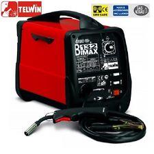 Telwin Saldatrice a filo continuo Flux Mig-Mag 230V Bimax 132/1 Turbo 821010
