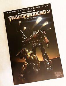 Transformers 2 LA Revanche  Fushion Comics (French)