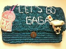Mua Mua-Lady Gaga Crocheted Pochette RRP £ 49