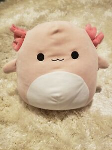 "Squishmallows Plush 12"" Archie Axolotl Toy Soft HTF Rare NWT Cute Pink"