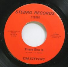 Hear! Northern Soul 45 Tim Stevens - There She Is / Whose Side Are You On On Ste