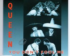 CD	QUEEN	you don't fool me	MAXI SINGLE 1996  EX  (R2701)
