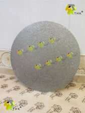 8 inch Grit 1500 THK FULL FACE Diamond Flat Lap wheel Lapidary sanding polishing