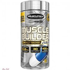 Strength Pills Muscle Builder Workout Anabolic Protein Boosting PEAK MuscleTech