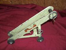 Old Buddy L Scoop-N-Load Conveyor Belt Vintage Construction Building Toy Metal