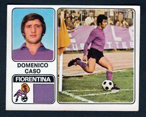 FIGURINA CALCIATORI PANINI 1972-73 SCUDETTO N.98  FIORENTINA CASO
