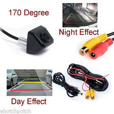 New Waterproof Color CMOS Car Rear View Reverse Backup Camera Night Vision